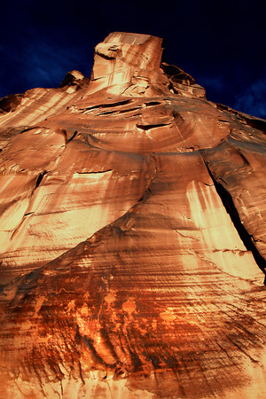 Petroglyphs near Moab, Utah
