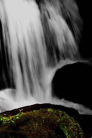 Western Carolina Waterfall