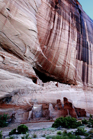 White House, Canyon de Chelly