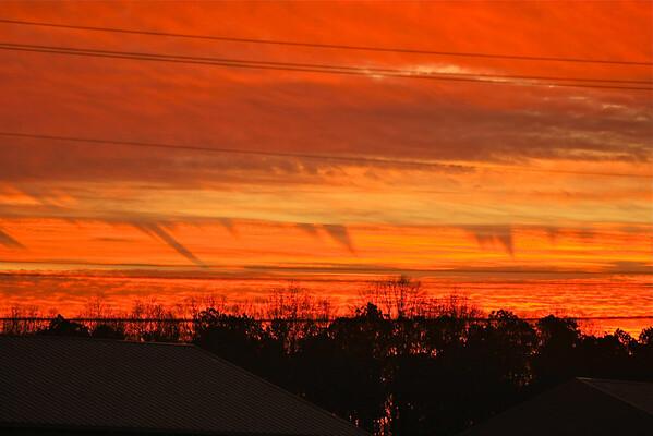 2012 Morning Sky at CVHS