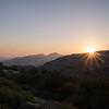 Mt. Lemmon Sunset