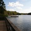 Fall afternoon at Lake Murray, South Carolina