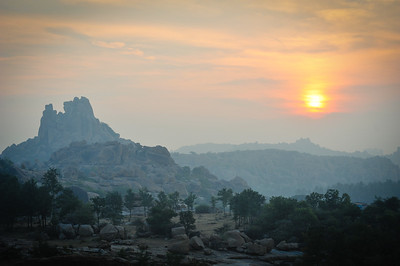 Hampi, South India