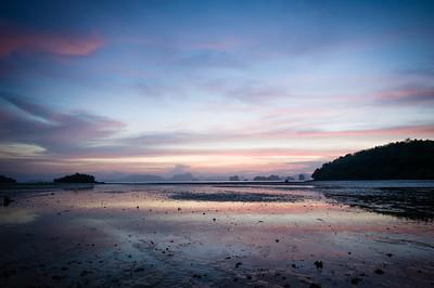 Sunrise, Koh Yao Noi, Thailand