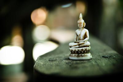 Buddha statuette, Thailand