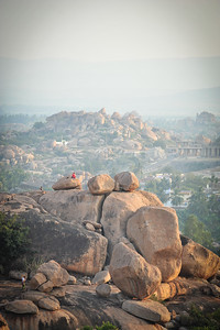 Hampi, South India.