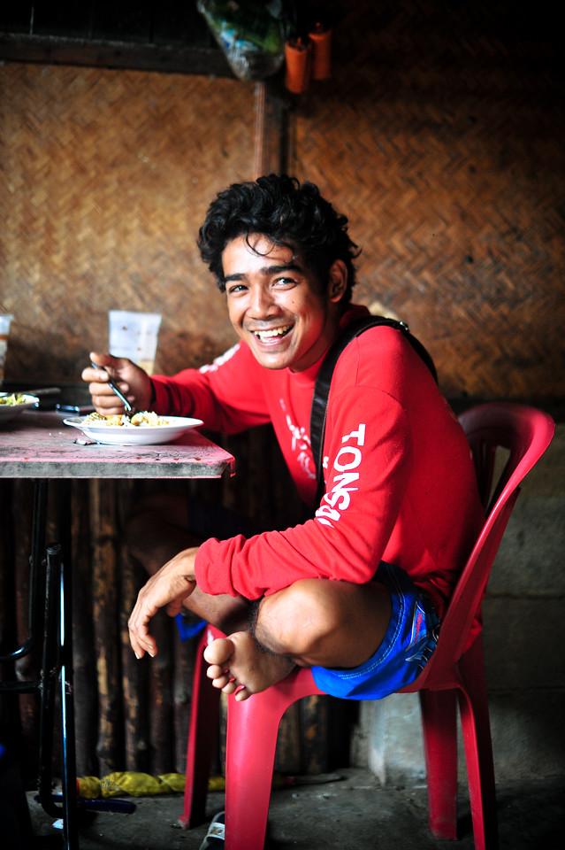 Boatman, Tonsai (Thailand)