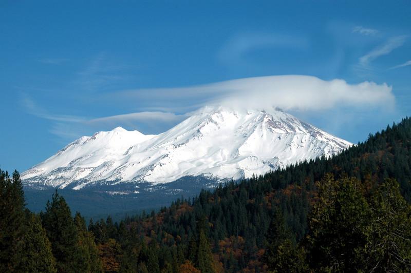 Shasta Mountain, CA