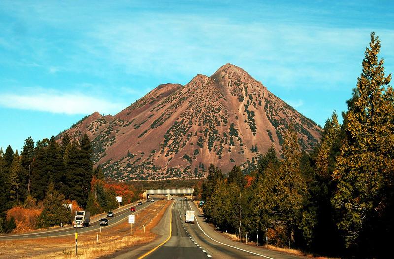 Black Butte, California