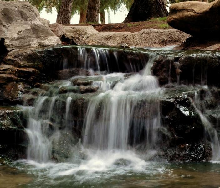 Low Falls<br /> Rancho Community Park, SImi Valley, CA
