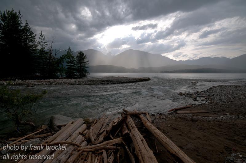 Kootenay Lake - 2011-07-12