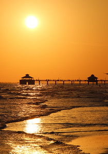 Fort Myers Sunset pier