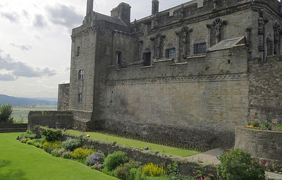 Stirling Castle... birthplace of Mary, Queen of Scots