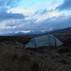 Early morning close to Corrour Station