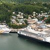 Back to Ketchikan and Cruise Boats
