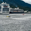 Cruise Ships at Ketchikan