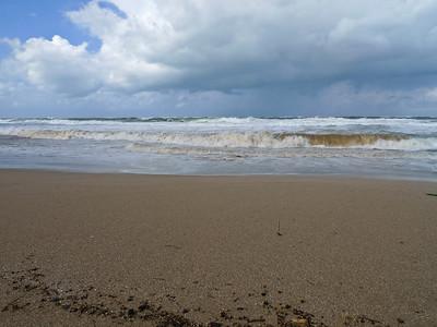 Nahariya beach - 10-March-2011