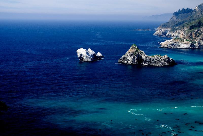 Turquoise Blue Coast