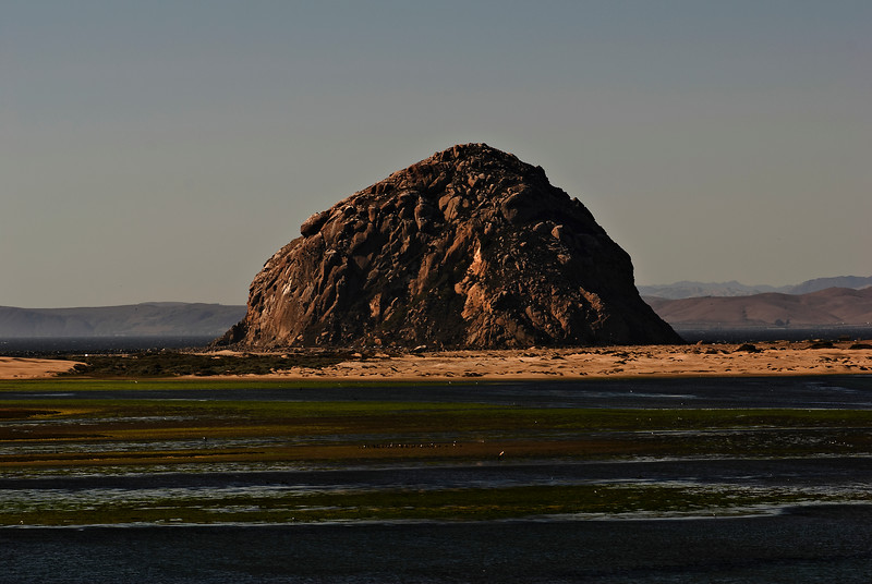23 Million-Year-Old Volcanic Plug