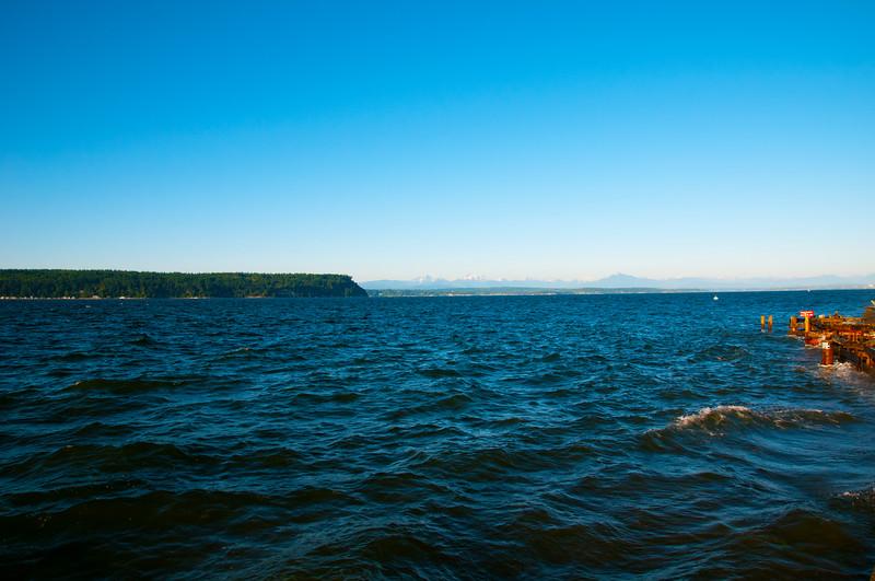 Camino Island & Penn Cove