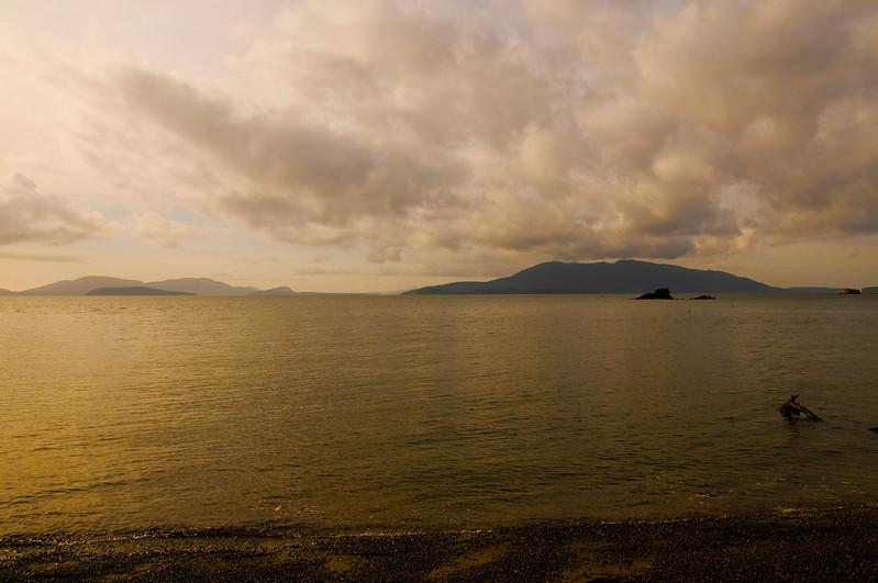 San Juan Islands View