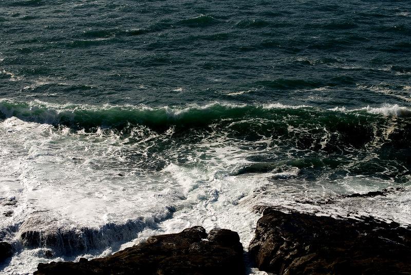 Ocean & Rocks