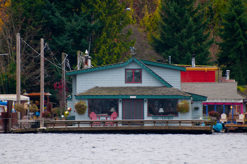 Sleepless In Seattle Movie Houseboat