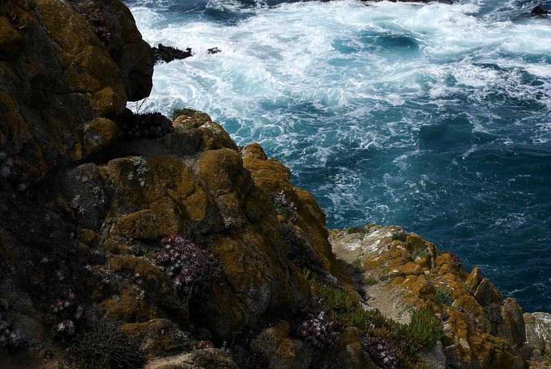Cliffs & Waves
