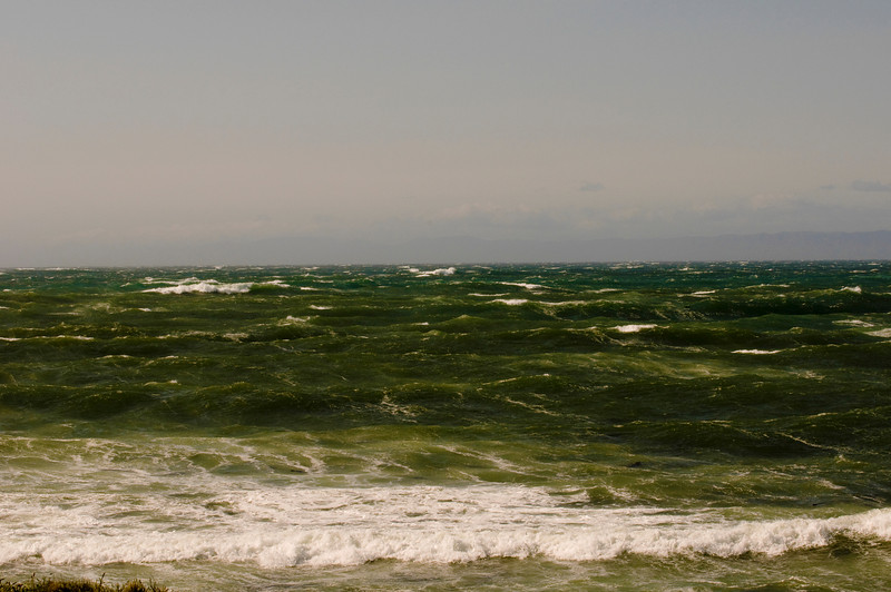Waves in High Wind
