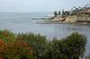 Pacific coastal view near Bird Rock, CA