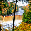 Fall at Tahquamenon Falls 7