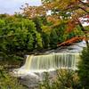 Autumn at Tahquamenon Falls