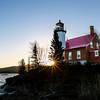 Sunrise at Eagle Harbor
