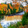 Fall at Tahquamenon Falls 1
