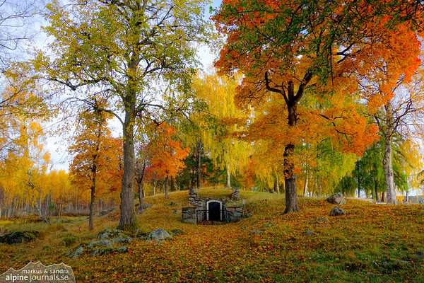 Fairytale Autumn in the North