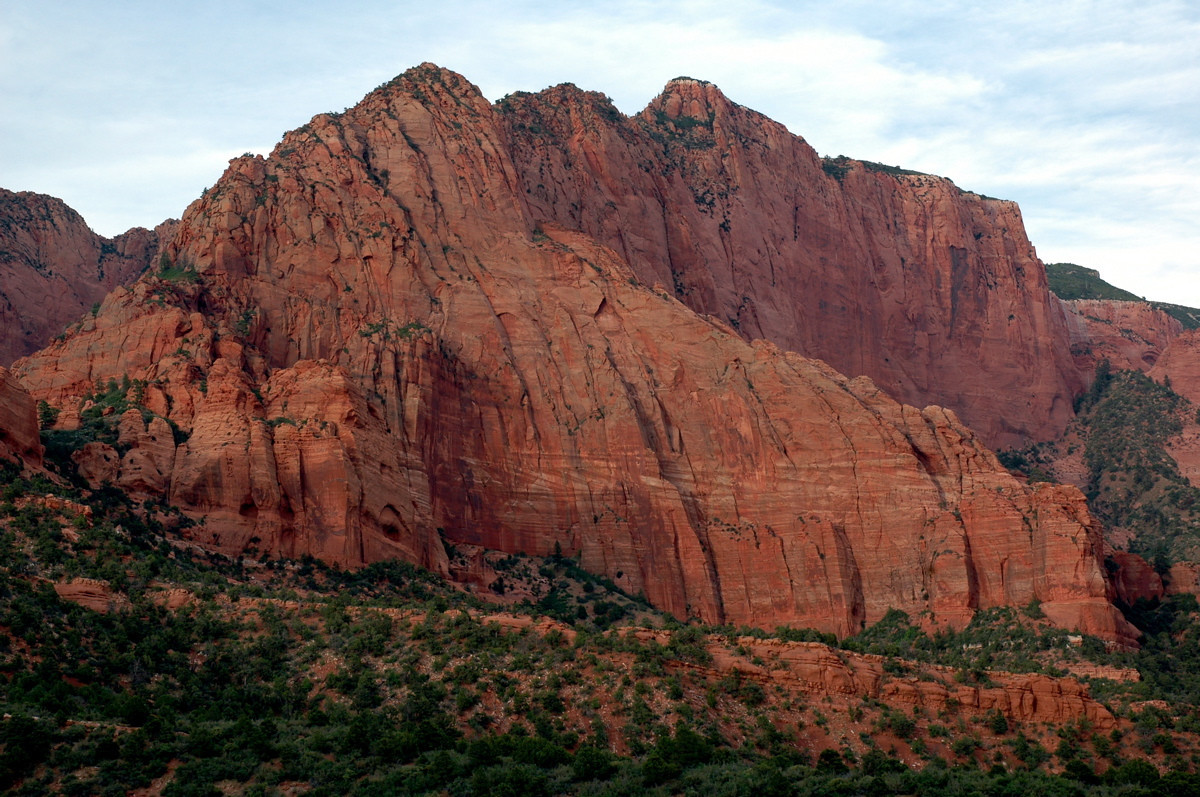 Zion National Park, Kolob Canyon