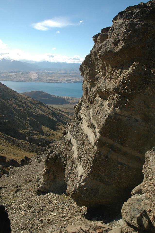 Deep-water conglomerates, Cerro Toro Formation