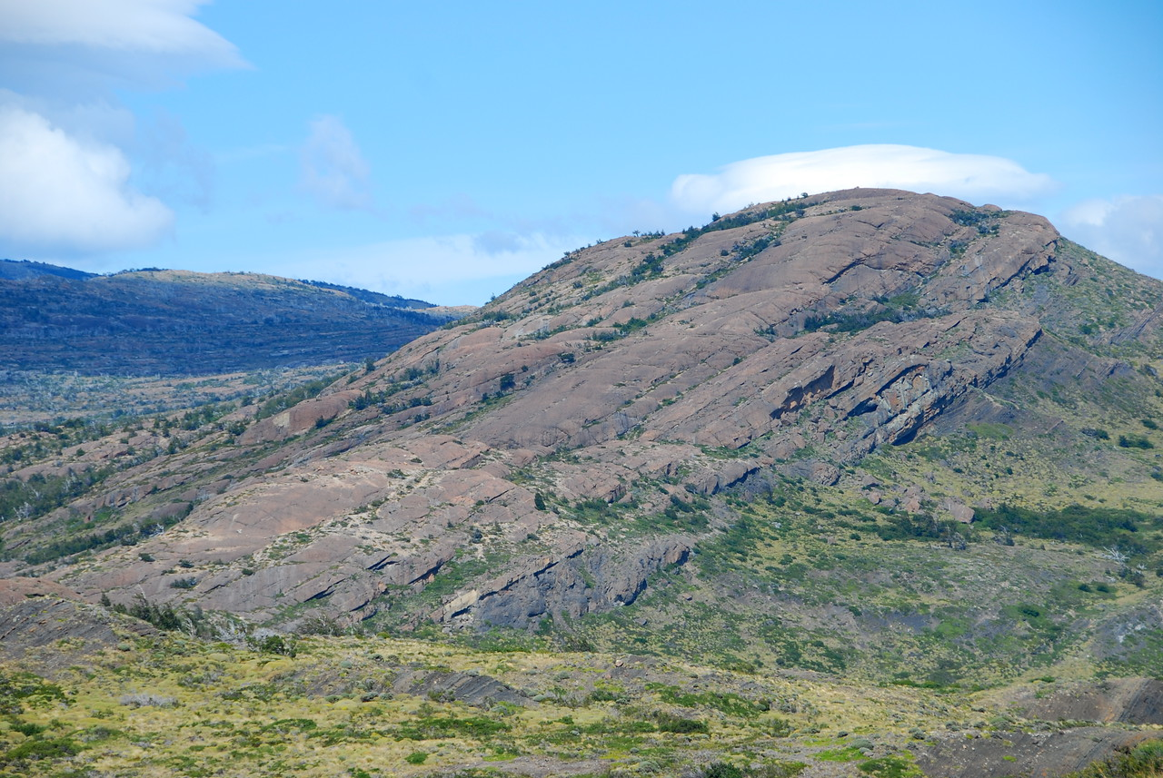 Conglomerates of the Cerro Toro Formation in the Silla Syncline