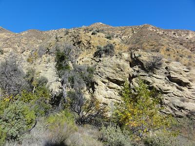 More rocky mountains.