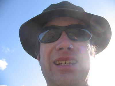 Me, around 9:00AM on Saturday, February 20, 2010.