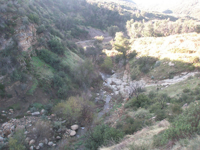 Other water flowing.