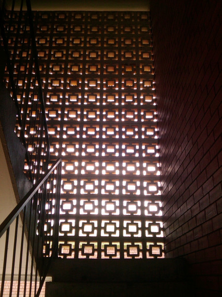 Light through the wall