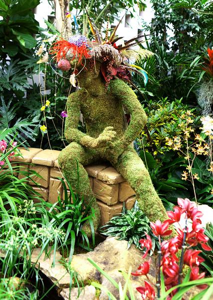 Shaw's Garden Orchid Show 2011, St. Louis, Missouri