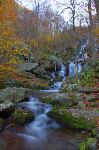 Dark Hollow Falls<br /> 10/16/2011