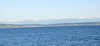 First good view of the Olympic mountains, while crossing Elliot Bay to Bremerton