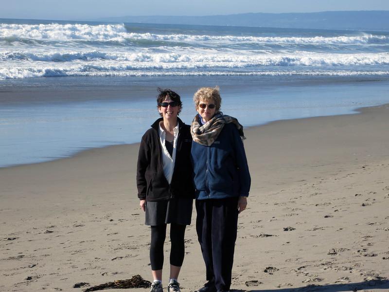 Elizabeth Rynecki and Marian