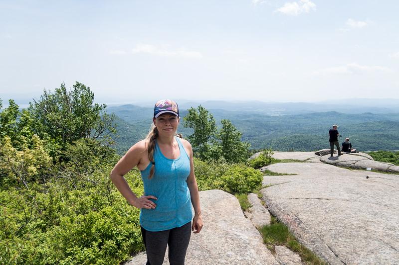 Brittany Christensen of Adirondack Action
