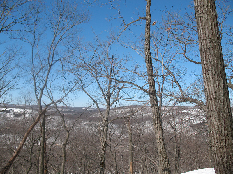 Photo Courtesy of Kevin Rolwing - View West Toward Sterling Forest from Appalachian Trail
