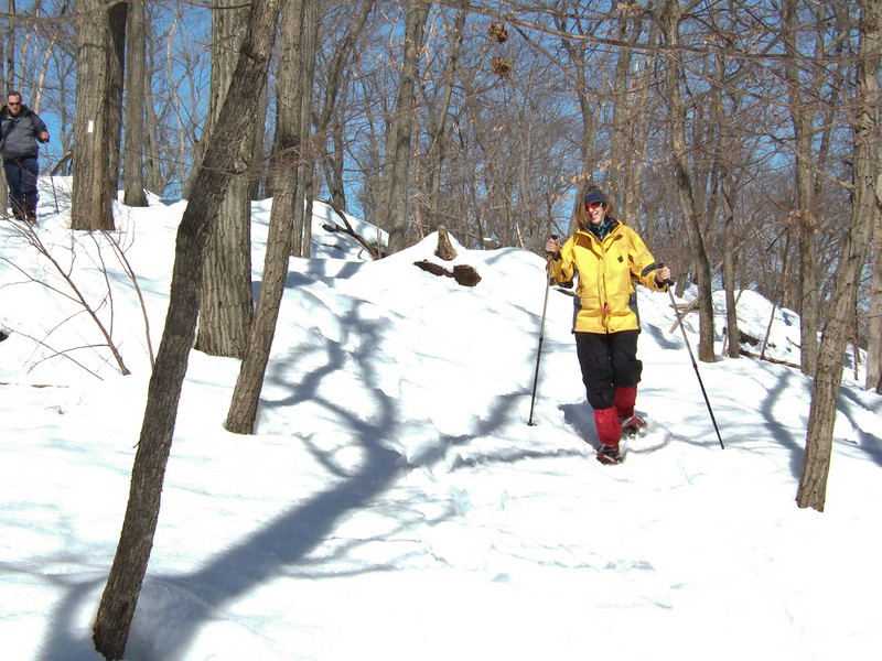 Sierra Club Northern Harriman Snowshoe 3-6-2010