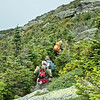 Between Laura Cowles Trail and summit of Mt Mansfield